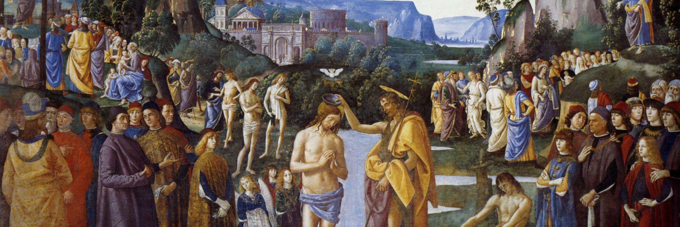 jesus of nazareth baptism to transfiguration book review